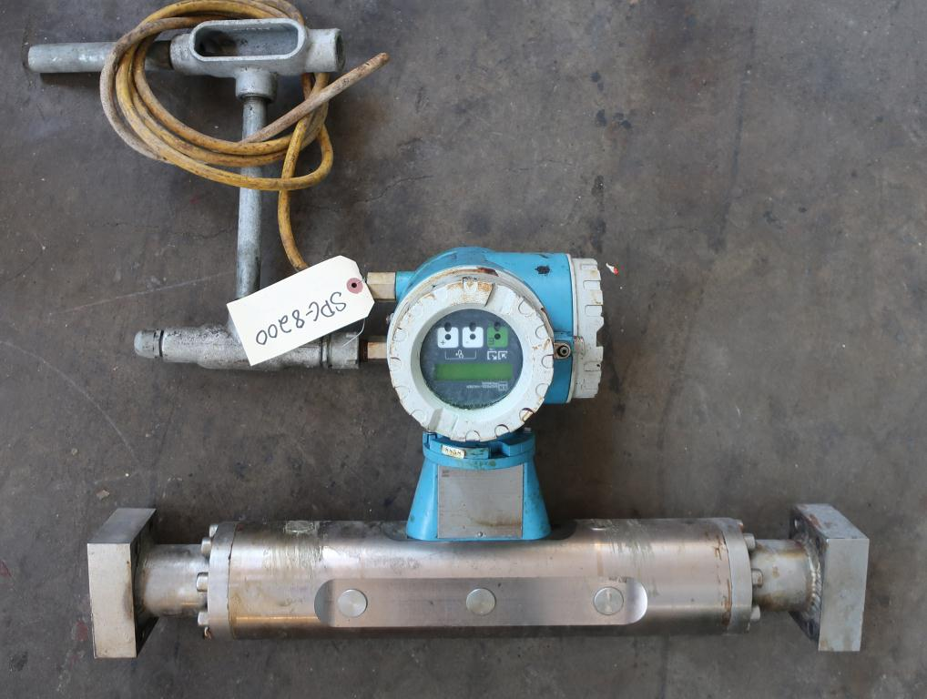 Used Endress-Hauser Liquid Flow Meter For Sale